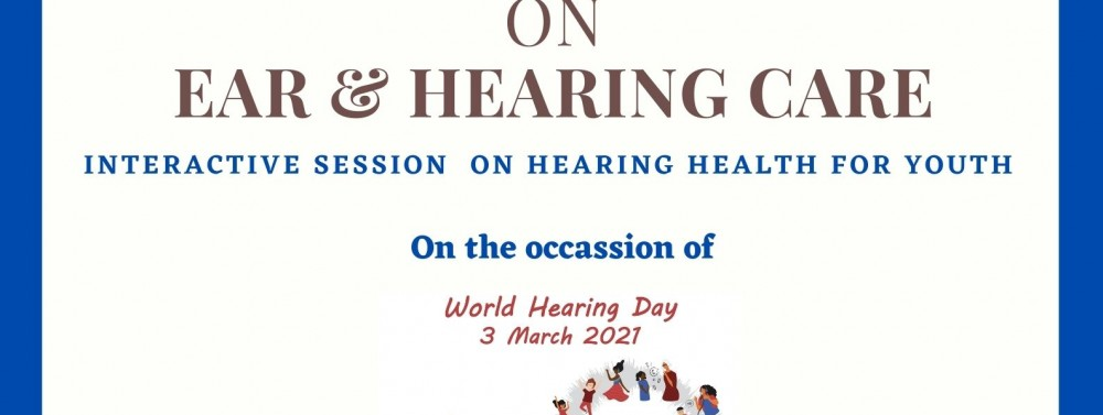 World Hearing Day_Webinar 2021_National