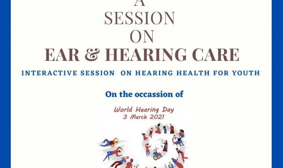 World Hearing Day_Webinar 2021_National