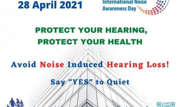 International Noise Day 2021
